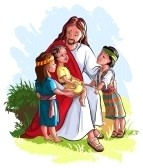9307573-jesus-with-children
