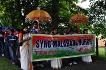 Eucharistic Procession 2011