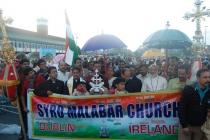 Eucharistic Procession 2012