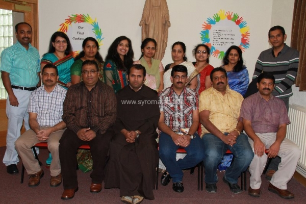Standing from Left to Right : Thankachan Varghese, Eliamma Joseph, Jija Varghese, Sharon Joseph, Zeena Benny, Jancy Johnson, Sholly Babu, Molly Reji, Toji Seated from Left to Right : Reji Kurian, Dominic Savio, Ref Fr Martin, Binoy, Shibu Joseph, Joy Varghese