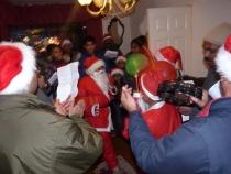 Lucan Christmas carol 2010