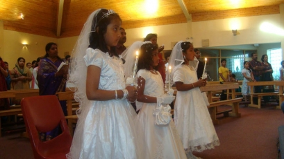 Lucan First Holy Communion 2008