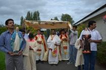 Lucan, Divine Mercy Church feast photos September 1,2013