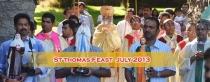 St Thomas feast photos July 2013