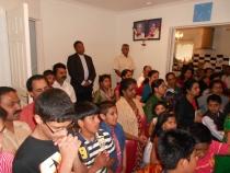 Vanakkamasam - Infant Jesus Prayer unit, Tallaght, Photos