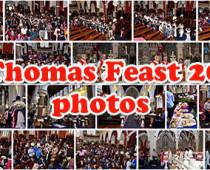 St.Thomas Feast 2015