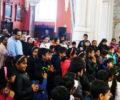 കർണാടക - ബെൽത്തങ്ങാടി സീറോ മലബാർ രൂപതാ ബിഷപ്പ് മാർ ലോറെൻസ് മുക്കുഴി യ്ക്ക്  ഡബ്ളിനില്  സ്വീകരണം നൽകി
