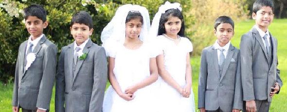 വാട്ടർഫോർഡ് സീറോ മലബാർ കമ്മ്യൂണിറ്റിയിൽ കുട്ടികളുടെ ആദ്യകുർബാന സ്വീകരണം ഏപ്രിൽ 29 ശനിയാഴ്ച